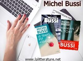 Michel Bussi, biographie et bibliographie
