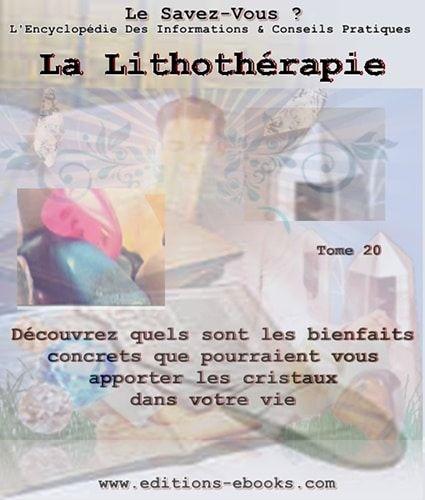 lithothérapie
