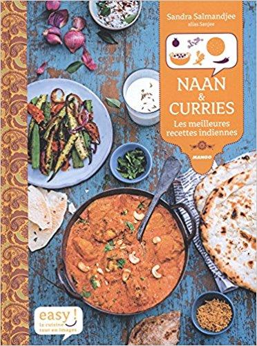 Naan & curries