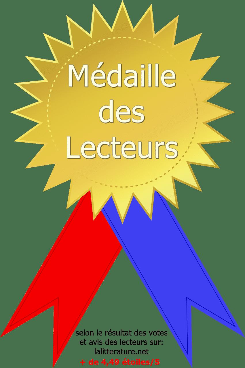 Médaille des lecteurs