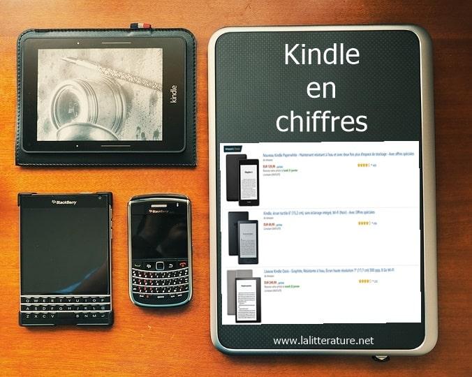 Kindle en chiffres