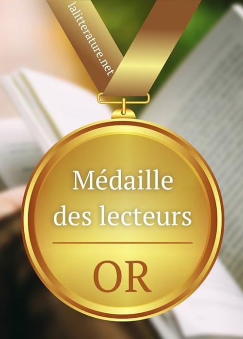 Outlander - Médaille des Lecteurs
