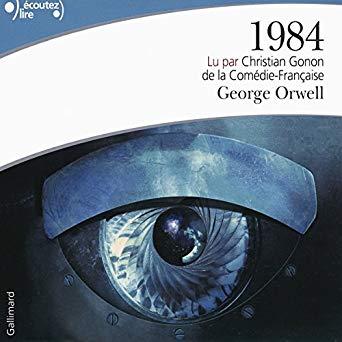 Littérature audio, 1984
