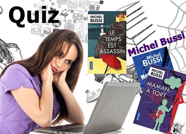 quiz Michel Bussi