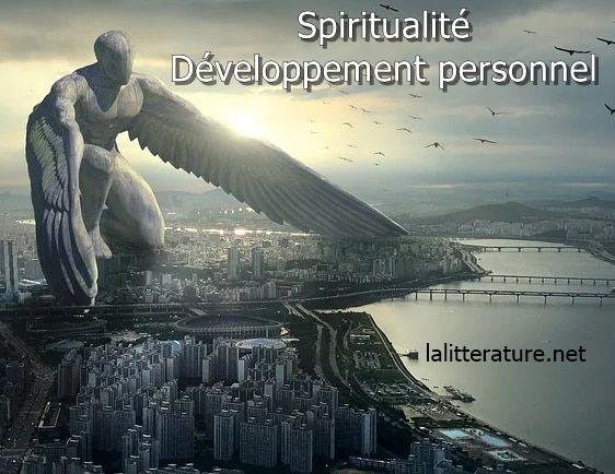 Spiritualité, développement personnel