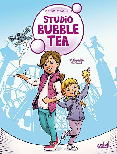 Studio Bubble Tea T01 : Le Royaume de Constance
