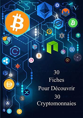 30 cryptomonnaies