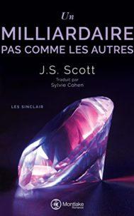 Les Sinclair par J. S. Scott, les tomes disponibles, avis