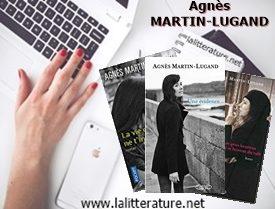 Agnès MARTIN-LUGAND, biographie et bibliographie